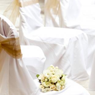 Kora nyári esküvő a Gerbeaud impozáns termében