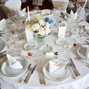 Imoláék esküvője a Gundel étteremben