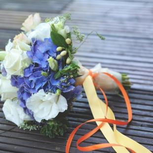 Enikőék esküvője a Kopaszi gáton