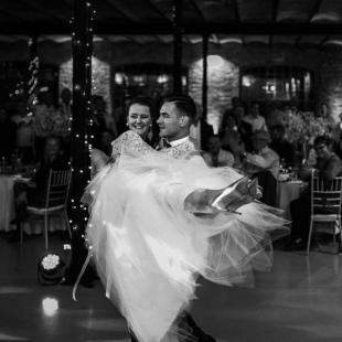 Téli esküvő a Flashback fotóstúdióban