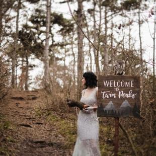 Twin Peaks Styled Shoot