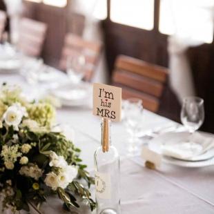 """Zsuzsi és Zsolti """"greenery"""" esküvője Etyeken"""