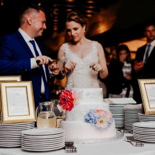 Laura és Joachim esküvője a Rókusfalvy birtokon