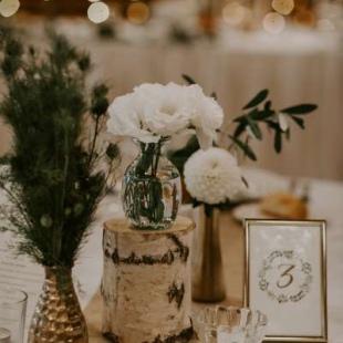 Greenery esküvő a Barabás-villában